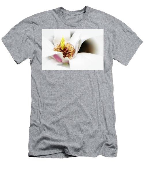 Elegant Magnolia Men's T-Shirt (Athletic Fit)
