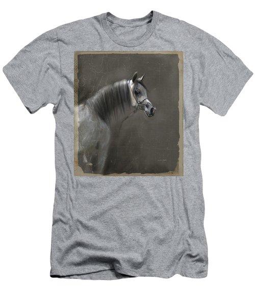Elegance  Men's T-Shirt (Slim Fit) by Dorota Kudyba