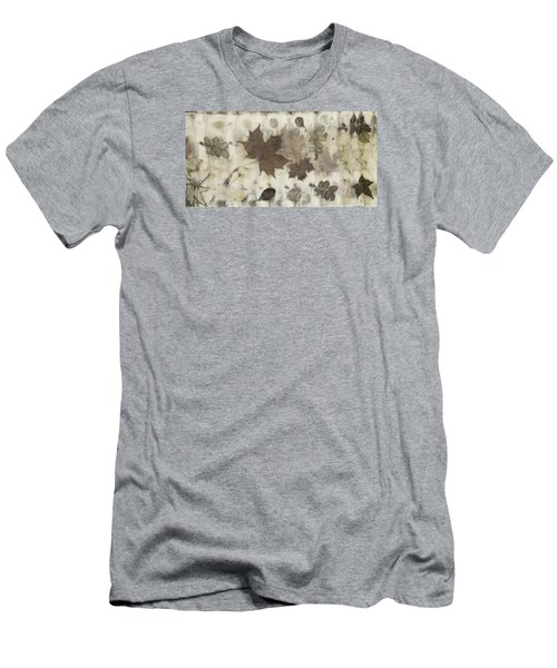 Elements Of Autumn Men's T-Shirt (Slim Fit) by Carolyn Doe