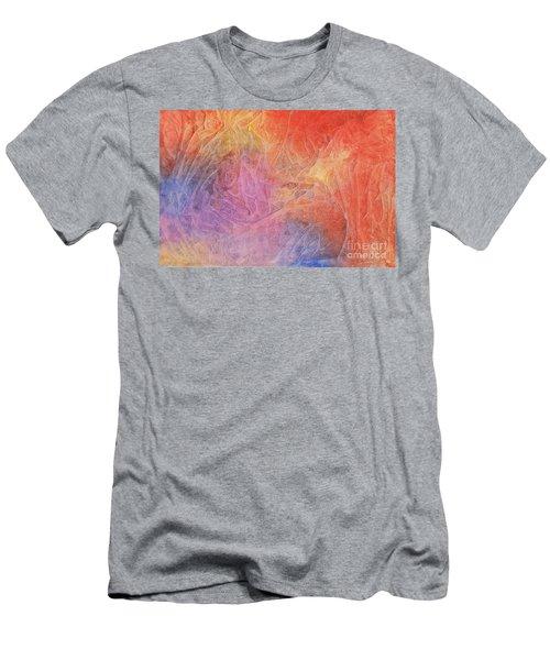 Eleyna's Forest Men's T-Shirt (Slim Fit) by Jackie Mueller-Jones