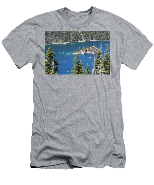 Emerald Bay Men's T-Shirt (Athletic Fit)