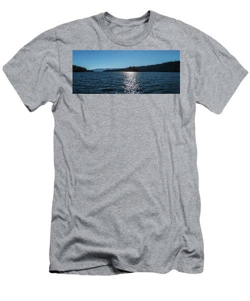 Emerald Bay - Panorama Men's T-Shirt (Athletic Fit)