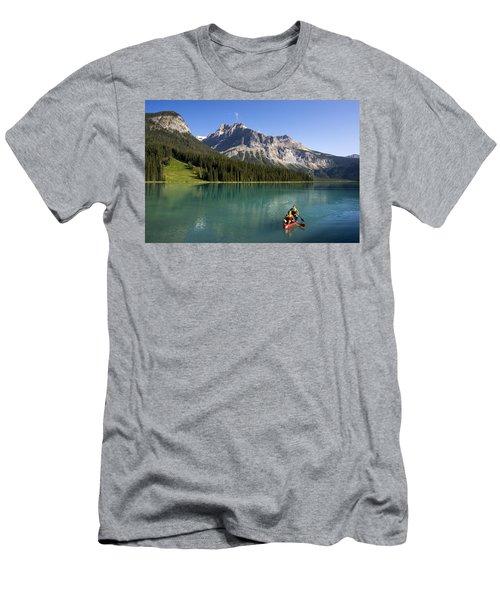 Emerald Lake Men's T-Shirt (Slim Fit)