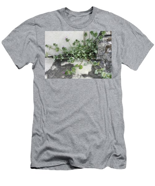 Men's T-Shirt (Slim Fit) featuring the painting Emergence by Kim Nelson