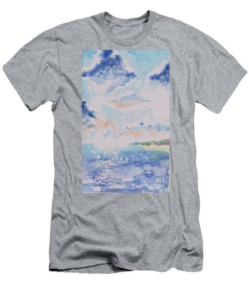 Emerging Sun 2 Men's T-Shirt (Athletic Fit)