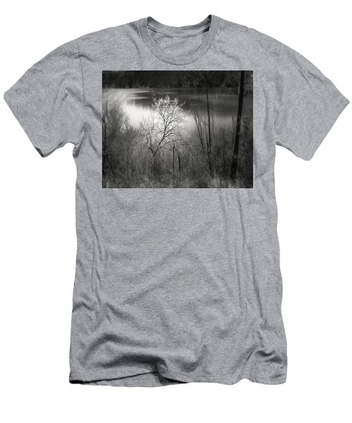 Men's T-Shirt (Athletic Fit) featuring the photograph Emlenton by EDi by Darlene