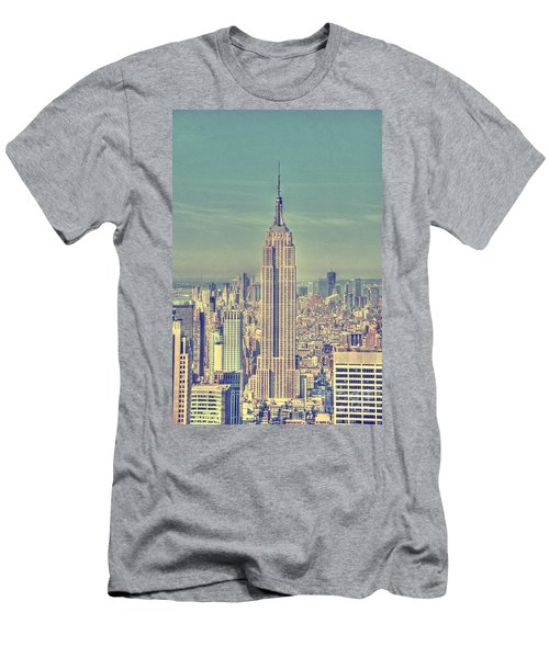 Empire State Men's T-Shirt (Athletic Fit)