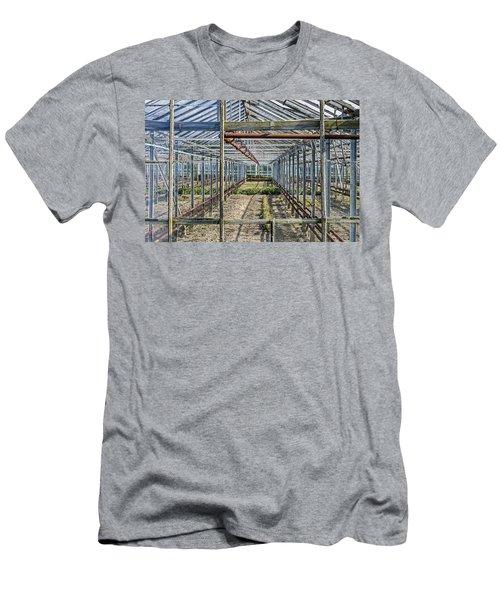 Empty Greenhouse Men's T-Shirt (Athletic Fit)