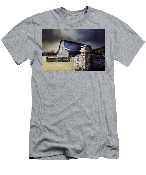 Empyrean Estate Stone Wall Men's T-Shirt (Athletic Fit)