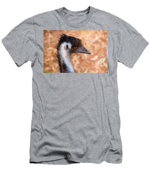 Emu Profile Men's T-Shirt (Athletic Fit)
