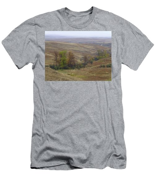 Enchantment Of The September Grasslands Men's T-Shirt (Athletic Fit)