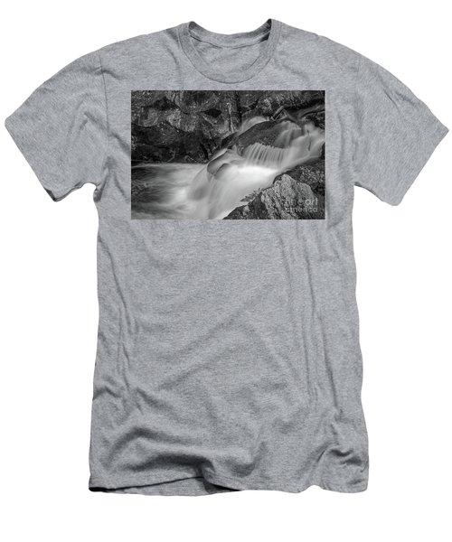 Enders Falls 2 Men's T-Shirt (Slim Fit) by Jim Gillen