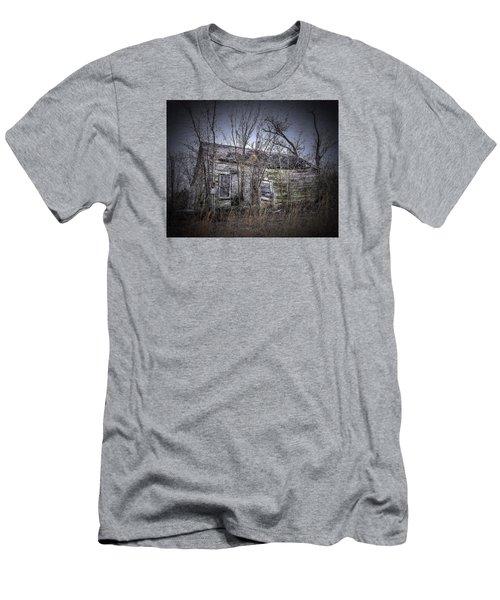 Ending Light Men's T-Shirt (Athletic Fit)