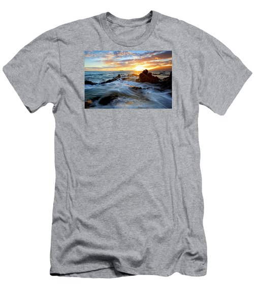 Endless Ocean Men's T-Shirt (Slim Fit) by James Roemmling
