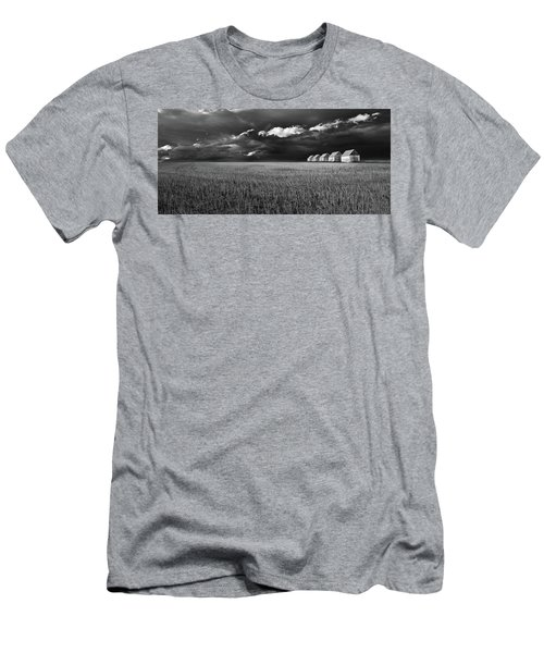 Men's T-Shirt (Athletic Fit) featuring the photograph Endless Sky by John Poon