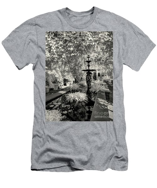 Enid A. Haupt Conservatory Men's T-Shirt (Athletic Fit)