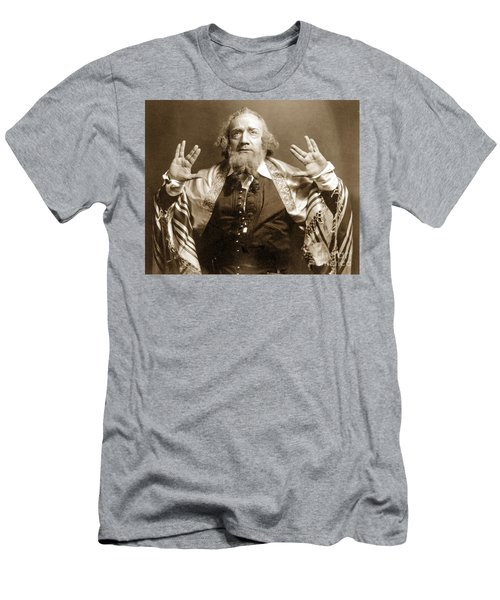 Men's T-Shirt (Athletic Fit) featuring the photograph Enrico Caruso by Granger