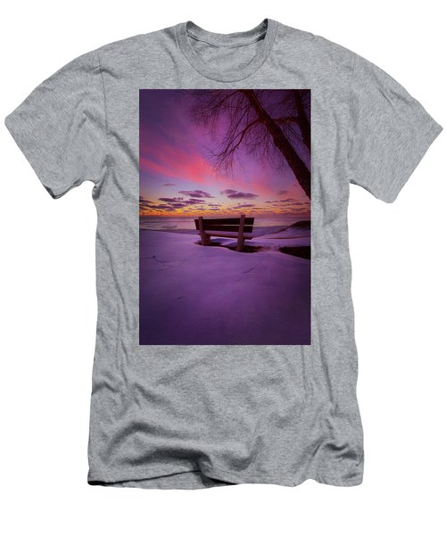 Men's T-Shirt (Slim Fit) featuring the photograph Enters The Unguarded Heart by Phil Koch