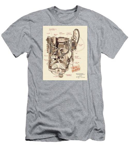 Epa Application #012938rt34 Men's T-Shirt (Slim Fit) by Kurt Ramschissel