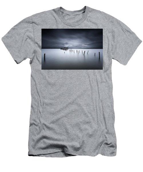 Equilibrium Men's T-Shirt (Slim Fit) by Jorge Maia