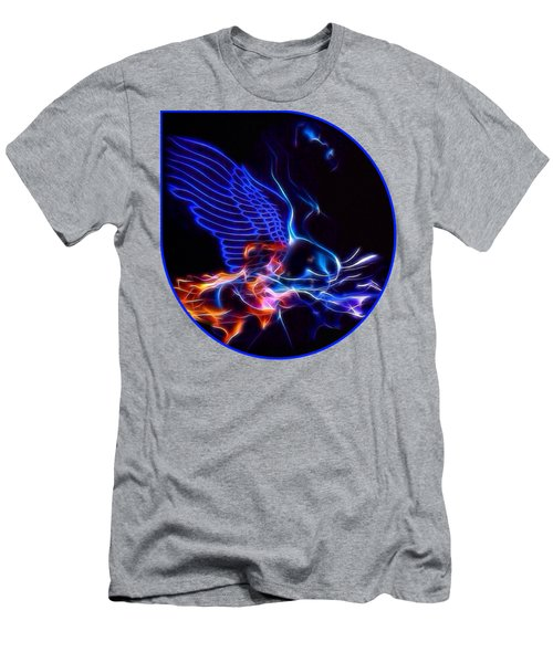 Ethnic Wing Of Fire T-shirt Men's T-Shirt (Athletic Fit)