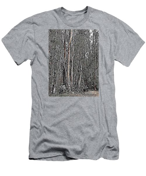 Eucalyptus  Men's T-Shirt (Athletic Fit)