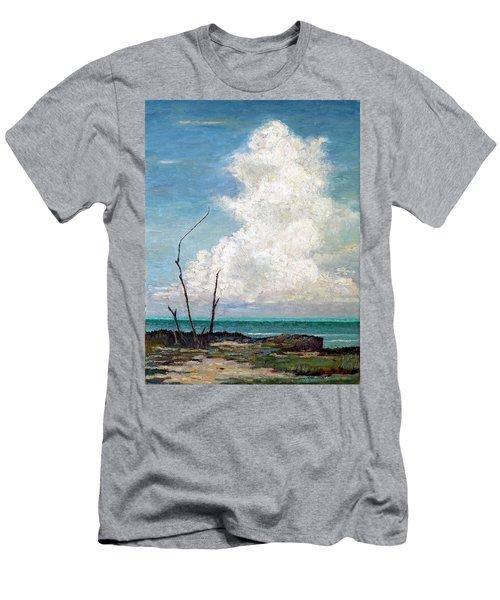 Evening Cloud Men's T-Shirt (Athletic Fit)