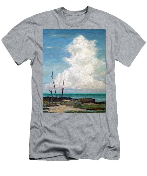 Evening Cloud Men's T-Shirt (Athletic Fit)
