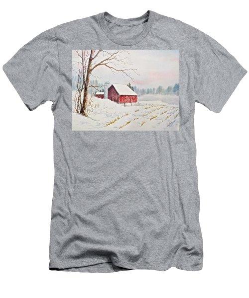 Evening Hush Men's T-Shirt (Athletic Fit)