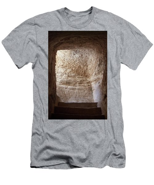 Exit To The Light Men's T-Shirt (Athletic Fit)