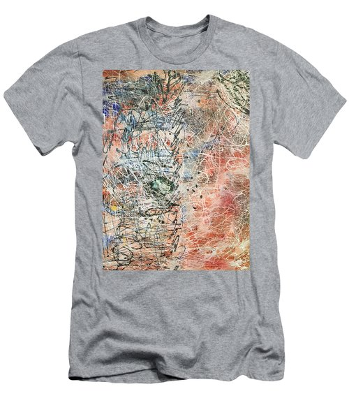 Exotic Nature  Men's T-Shirt (Athletic Fit)