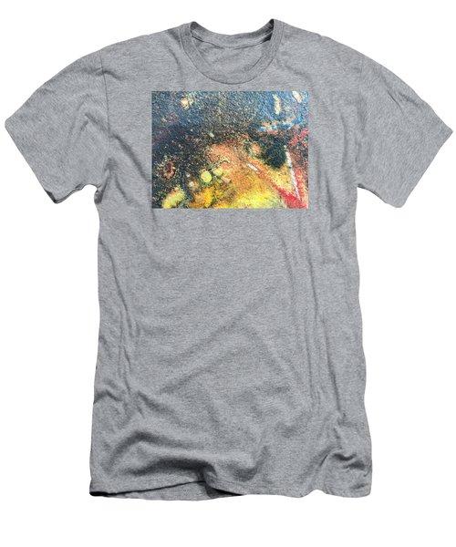 Explosive Sunrise Men's T-Shirt (Athletic Fit)