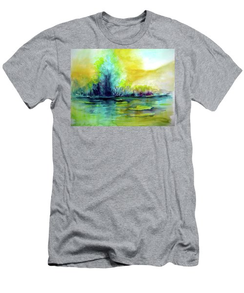 Expressive Men's T-Shirt (Slim Fit)
