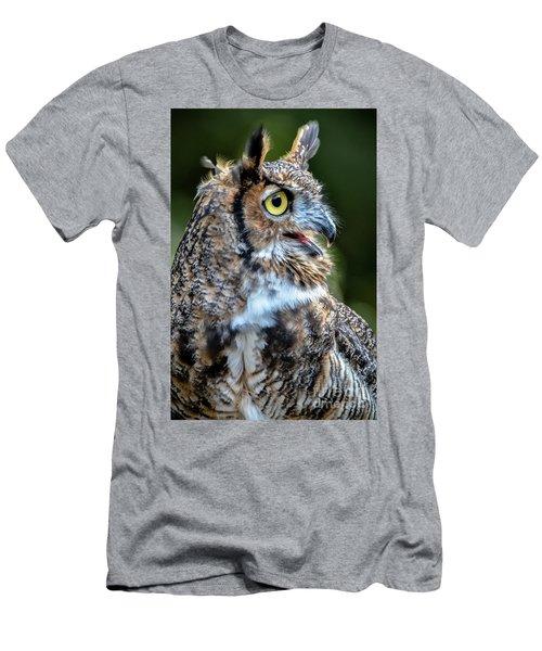 Expressive Men's T-Shirt (Slim Fit) by Amy Porter