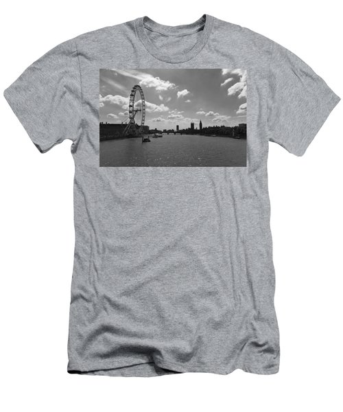 Eye And Parliament Men's T-Shirt (Athletic Fit)