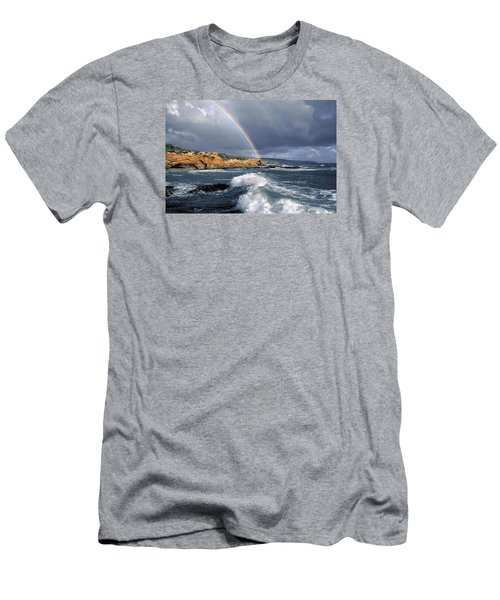 Eye Candy Men's T-Shirt (Athletic Fit)