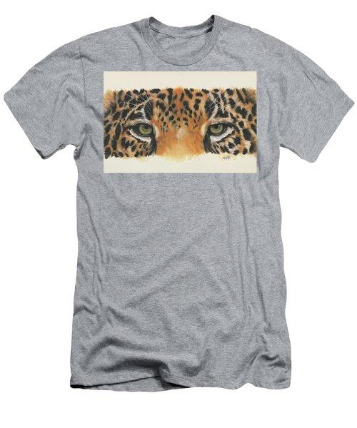 Jaguar Gaze Men's T-Shirt (Athletic Fit)