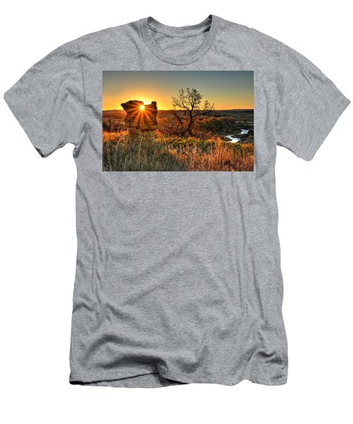 Eye Of The Monolith Men's T-Shirt (Athletic Fit)