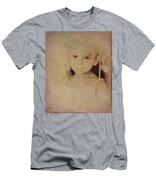 Innocent Eyes Men's T-Shirt (Athletic Fit)