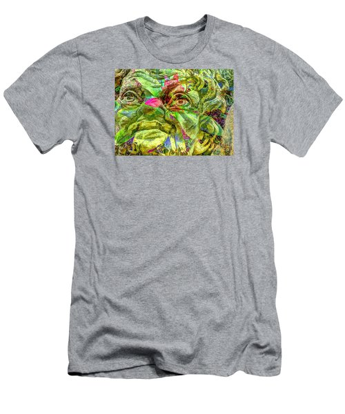Eyes Men's T-Shirt (Slim Fit) by Yury Bashkin