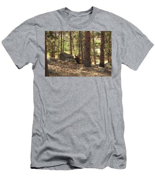 Faabullelk115rmnp Men's T-Shirt (Athletic Fit)
