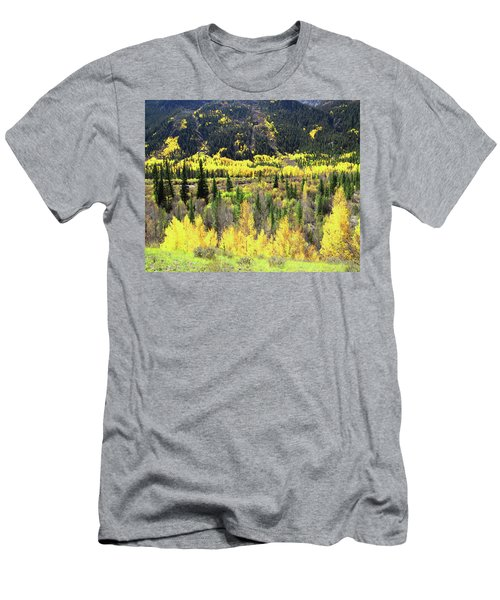 Faafallscene112 Men's T-Shirt (Athletic Fit)