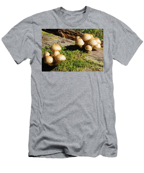 Fabulus Fungi Men's T-Shirt (Athletic Fit)