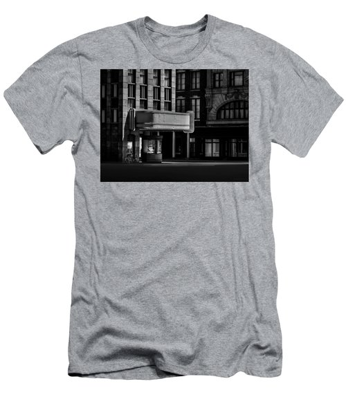 Facades Fade Men's T-Shirt (Athletic Fit)