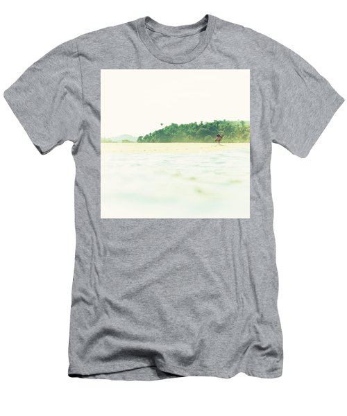 Faded Men's T-Shirt (Athletic Fit)