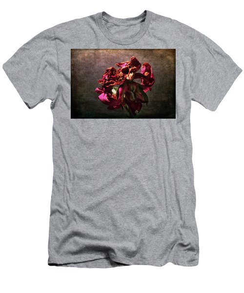 Men's T-Shirt (Athletic Fit) featuring the photograph Fading Glory by Randi Grace Nilsberg