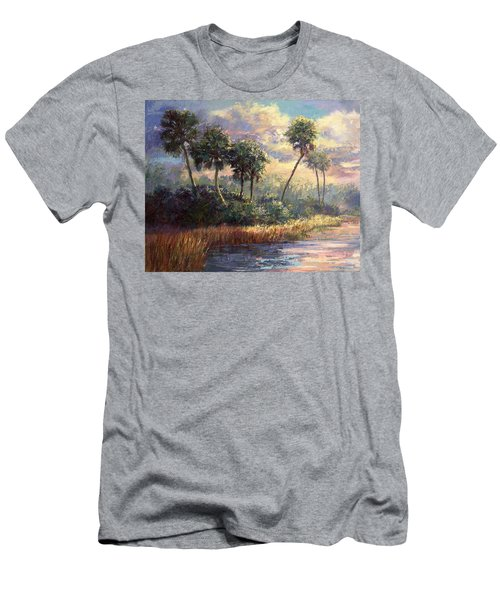 Fairchild Gardens Men's T-Shirt (Slim Fit) by Laurie Hein