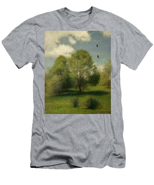 Fairchild Hill Men's T-Shirt (Slim Fit) by Wayne Daniels