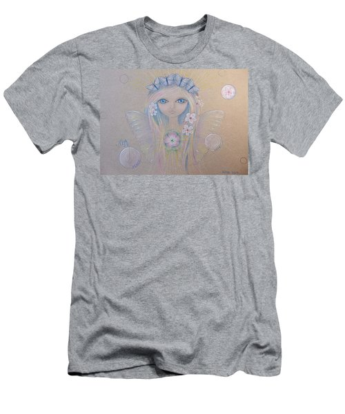 Fairy Song  Men's T-Shirt (Athletic Fit)