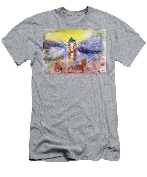 Fairy World Men's T-Shirt (Athletic Fit)